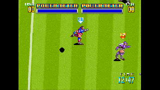 Screenshot Thumbnail / Media File 1 for Soccer Brawl (1995)(SNK)(Jp-US)[!]